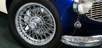 Austin-Healey 3000 MK II wheel