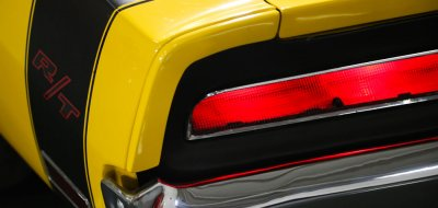 Dodge Charger R/T 1969 taillight