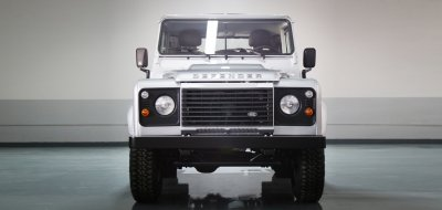 Land Rover Defender single cab 2016