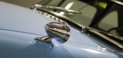 MG B 1963 side mirror