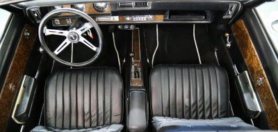 Oldsmobile Cutlass Supreme 1970 interior