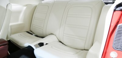 Pontiac Firebird Formula 1974 backseat