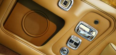 Rolls Royce Corniche 1973 door