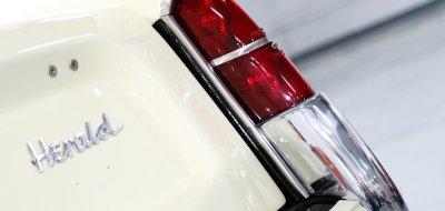 Triumph Herald 1965 taillight
