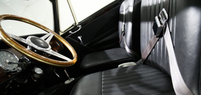 Triumph Herald 1965 interior