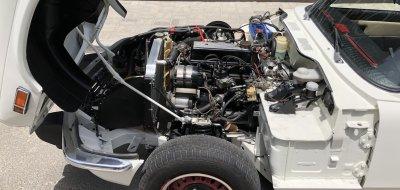 Triumph Spitfire 1978 - after restoration