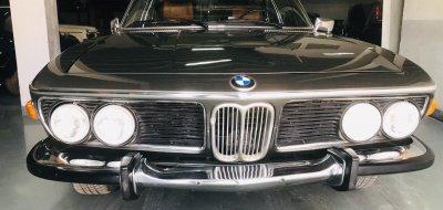 BMW 3.0 CS 1975