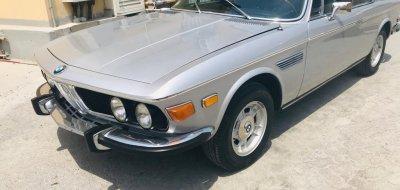 BMW 2800 CS 1970 - Restoration Project