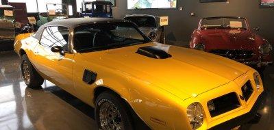 Pontiac Firebird 1974