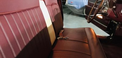 Lincoln Continental 1961 - after restoration