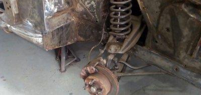 Ford Mustang 1965 - Restoration