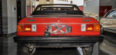 Lancia Zagato red - 1979