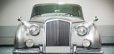 Bentley S1 1959 front view