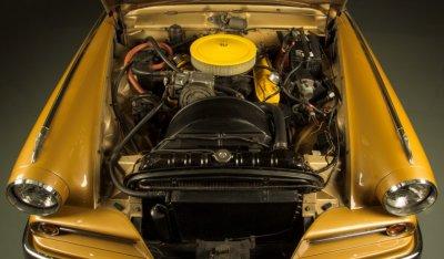 Studebaker Gran Turismo Hawk 1963 engine
