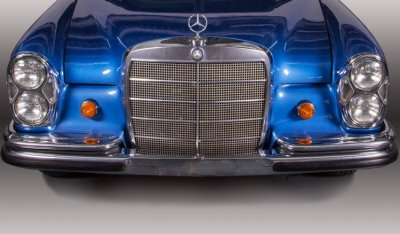 Mercedes Benz SEL300 1967 front view