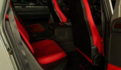 Lamborghini LM002 1988 rear door
