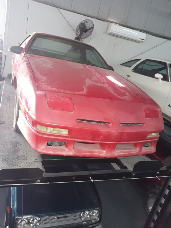 Dodge Daytona 1991