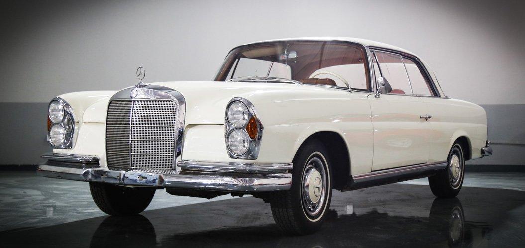 Mercedes Benz 220SE 1961
