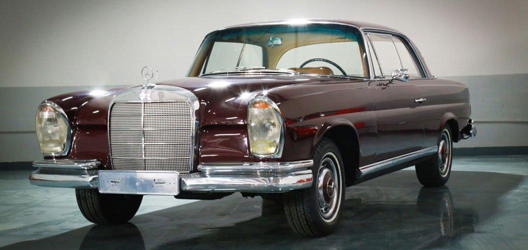 Mercedes Benz Classic Cars In Dubai Uae