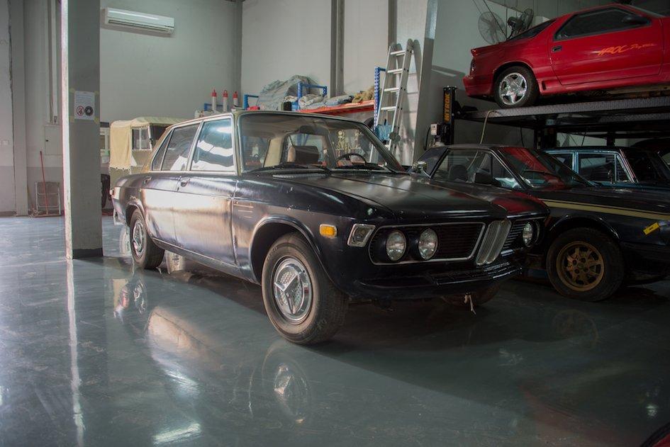 BMW Bavaria 1972