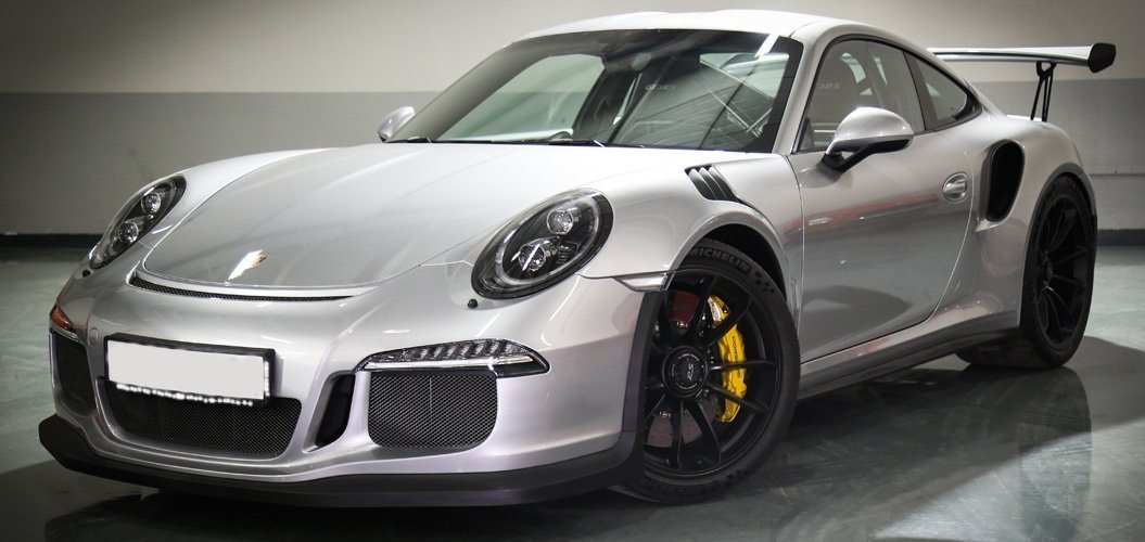 Porsche GT3 RS 2016